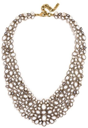 Women's Baublebar 'Kew' Crystal Collar Necklace $68 thestylecure.com
