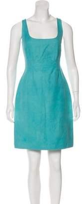 DSQUARED2 Sleeveless Sheath Dress
