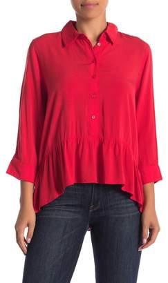 Velvet Heart Roseann Hi-Lo Shirt