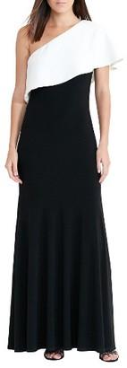 Women's Lauren Ralph Lauren Jersey Gown $195 thestylecure.com
