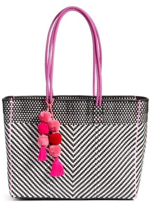 BOUTIQUE MEXICO Stella Large Long Handle Tote