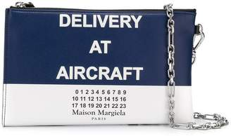 Maison Margiela Delivery at Aircraft shoulder bag