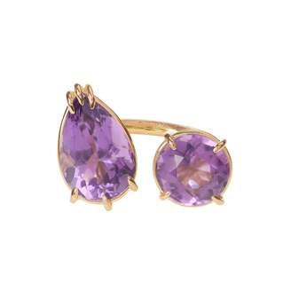 McFarlane Fine Jewellery - Amethyst Duet Ring
