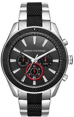 Armani Exchange Quartz Chronograph Enzo Watch