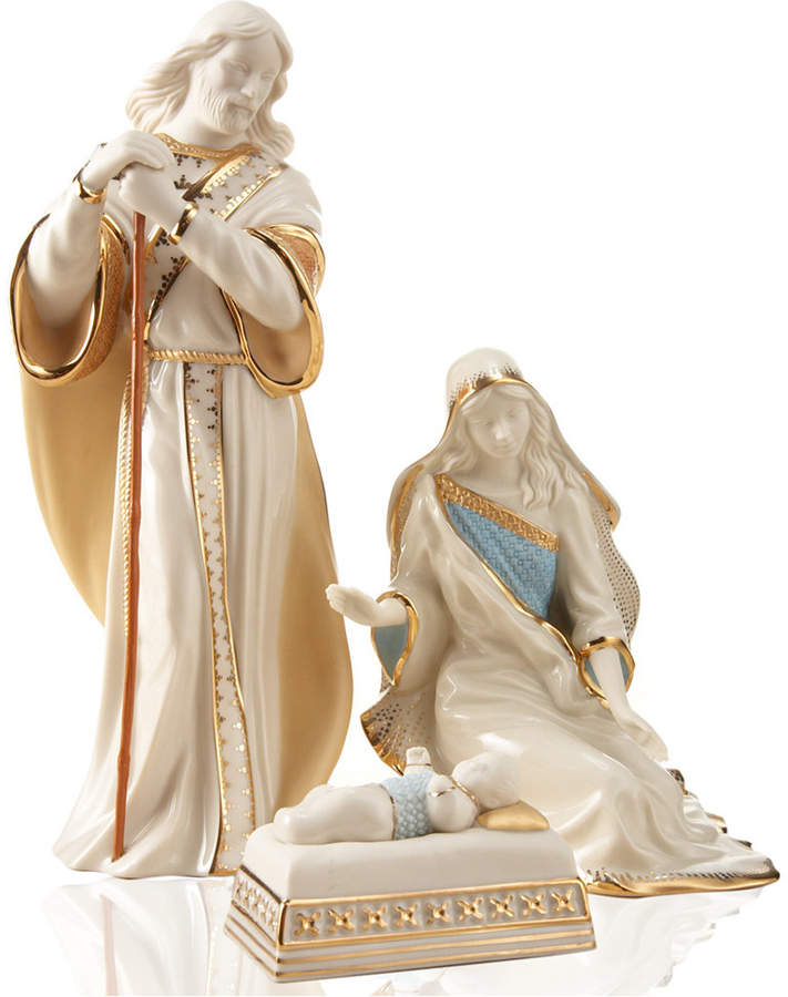 Lenox First Blessings Nativity The Holy Family Set Figurine