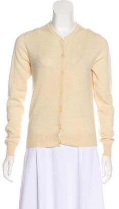 Loro Piana Cashmere Button-Up Cardigan