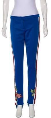 Gucci 2017 Stirrup Legging Pants w/ Tags Blue 2017 Stirrup Legging Pants w/ Tags