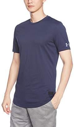 Under Armour (アンダー アーマー) - (アンダーアーマー) UNDER ARMOUR ベースラインロングラインTシャツ(バスケットボール/Tシャツ/MEN)[1312610] 410 MDN/STL SM