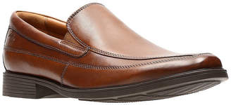 Clarks Tilden Free Mens Leather Slip-On Dress Shoes