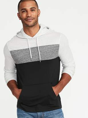 Old Navy Color-Blocked Hooded Tee for Men