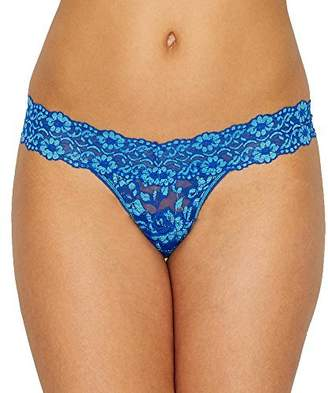 Hanky Panky Cross Dyed Low Rise Thong
