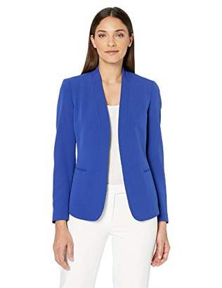Anne Klein Women's Crepe Cardigan Jacket