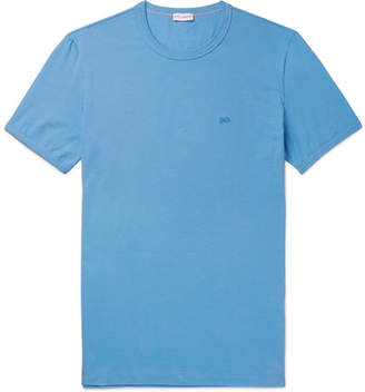 Dolce & Gabbana Pima Stretch-Cotton Jersey T-Shirt
