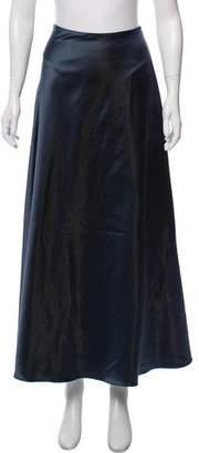 Calvin Klein Collection Wool Midi Skirt