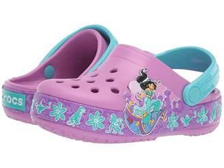 3e93fef2463b8 Crocs CrocsFunLab Jasmine Band Clog (Toddler Little Kid)
