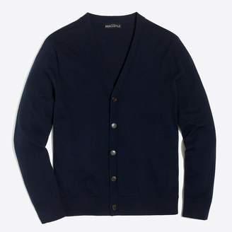 J.Crew Cardigan sweater in perfect merino wool blend