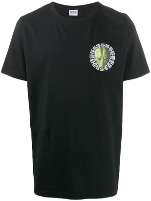 SSS World Corp printed relaxed-fit t-shirt