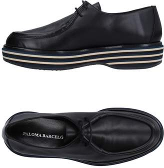 Paloma Barceló Lace-up shoes