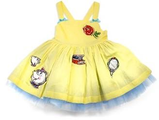 Girl's Disney By Tutu Couture Belle Applique Tutu Dress $93 thestylecure.com