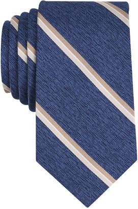 Perry Ellis Men's Jeffers Stripe Silk Tie