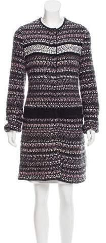 Giambattista Valli Wool Bouclé Coat