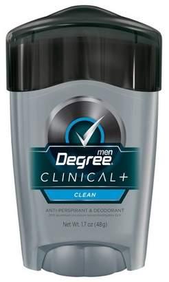 Degree Men Clinical Clean Antiperspirant and Deodorant 1.7 oz