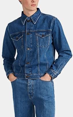 Calvin Klein Jeans Est. 1978 Men's Denim Trucker Jacket - Blue