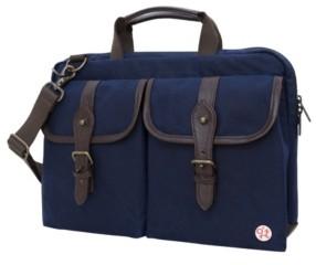 """Token Waxed Knickerbocker 13"""" Laptop Bag"""