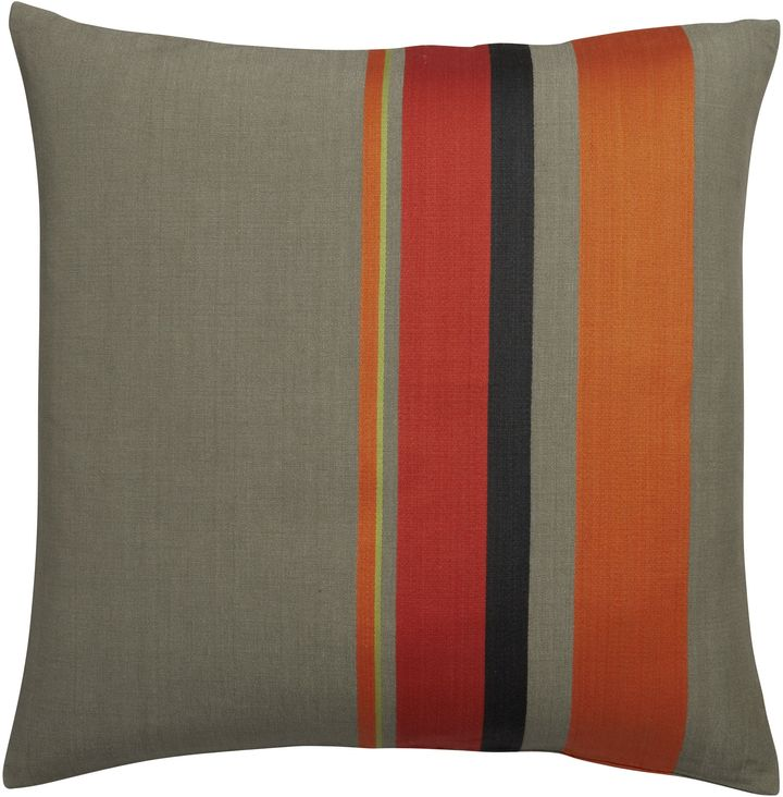 Dempster Side Stripe Pillow