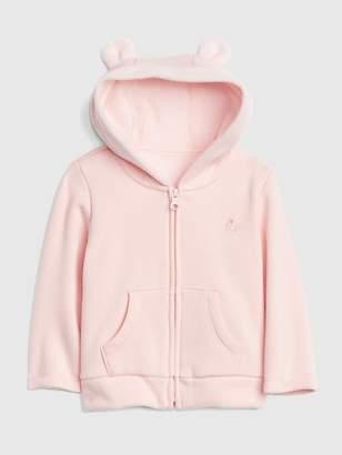 Gap Cozy Bear Hoodie Sweatshirt