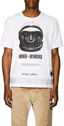 "Undercover Men's ""Order-Disorder"" Cotton T-Shirt"