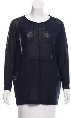 Pauw Oversize Long Sleeve Sweater