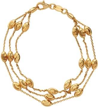 Links of London Essentials Beaded 3 Row Bracelet