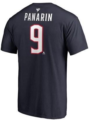 Art'emi Fanatics Men's Columbus Blue Jackets Panarin Player Tee