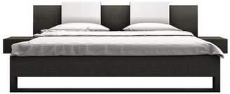 Apt2B Gault Platform Bed GREY OAK
