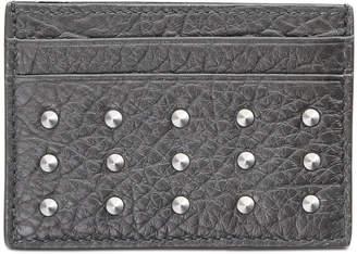 HUGO BOSS Men's Leather Studded Passcase
