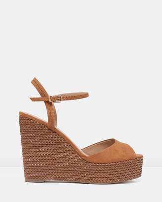 Forever New Eliza Weave Wedges