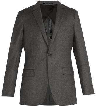 Kilgour Single-breasted wool and cashmere-blend blazer