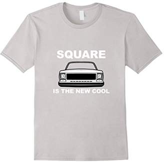 Square is the New Cool - T-Shirt