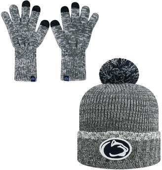 Top of the World Adult Penn State Nittany Lions Frostbite Beanie & Glove Set