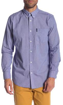 Ben Sherman Mini Dot End On End Shirt