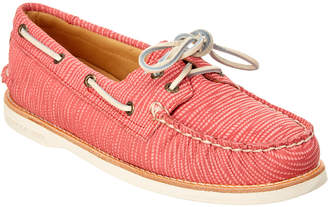 Sperry Women's A/O Leather Boat Shoe