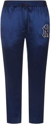 Gucci Contrast Stripe Sweatpants