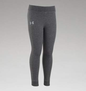 """Under Armour UA Girls Stretch French Terry â"""" Toddler"""
