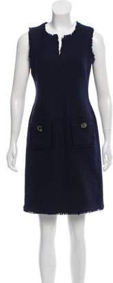 Karl Lagerfeld Sleeveless Knee-Length Dress