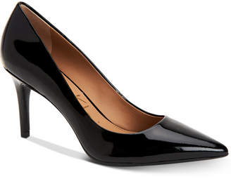 Calvin Klein Women's Gayle Pointed-Toe Pumps Women's Shoes