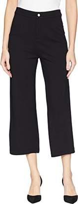 Lysse Women's Jackie Wide Leg Ponte Crop Trouser