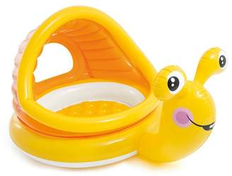 Intex John Adams Lazy Snail Shade Baby Pool