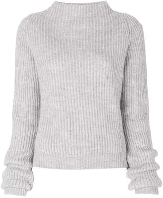 Anine Bing Emilie リブニット セーター