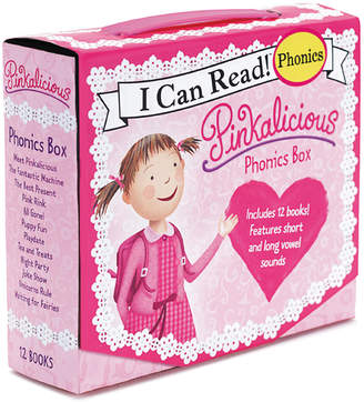 Harper Collins Publishers Pinkalicious Phonics Box Set (My First I Can Read) By Victoria Kann
